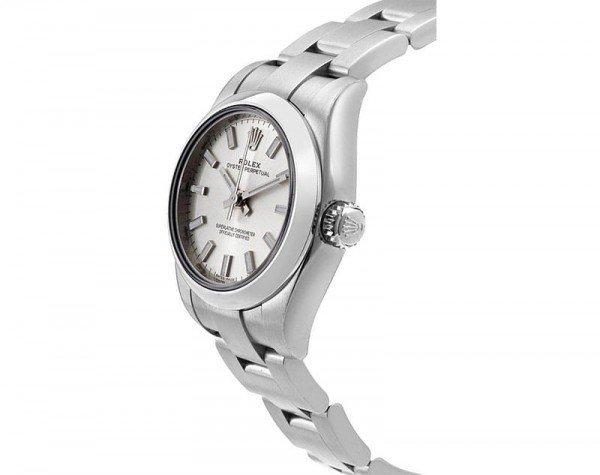 Rolex Lady-Datejust 26mm Women Luxury Watch 176200-SLVSAO