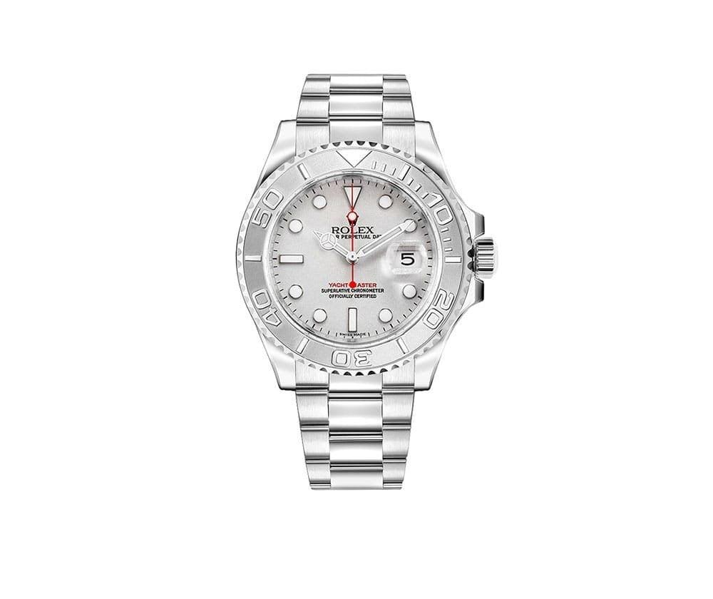 Rolex Yacht Master 40mm Mens Luxury Watch 116622 Plt