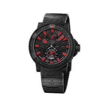 Ulysse Nardin Marine Black Sea Chronometer Limited Edition 263-92-3C