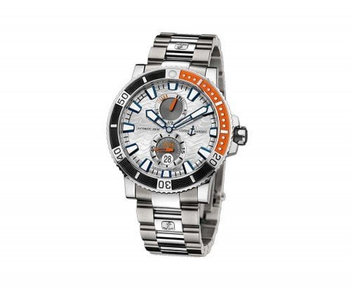 Ulysse Nardin 263-90-7M-91 Maxi Marine Diver Titanium Watch