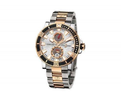 Ulysse Nardin 265-90-8M/91 Maxi Marine Diver Titanium Mens Watch