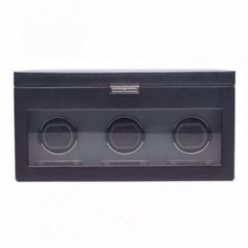 Wolf Viceroy Collection Triple Automatic Luxury Watch Winder