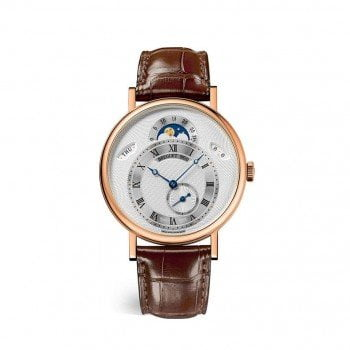Breguet Classique 7337-BR-1E9V6 Day Date Moonphase Mens Watch