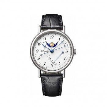 Breguet Classique 7787-BB299-V6 Moonphase Automatic Mens Watch