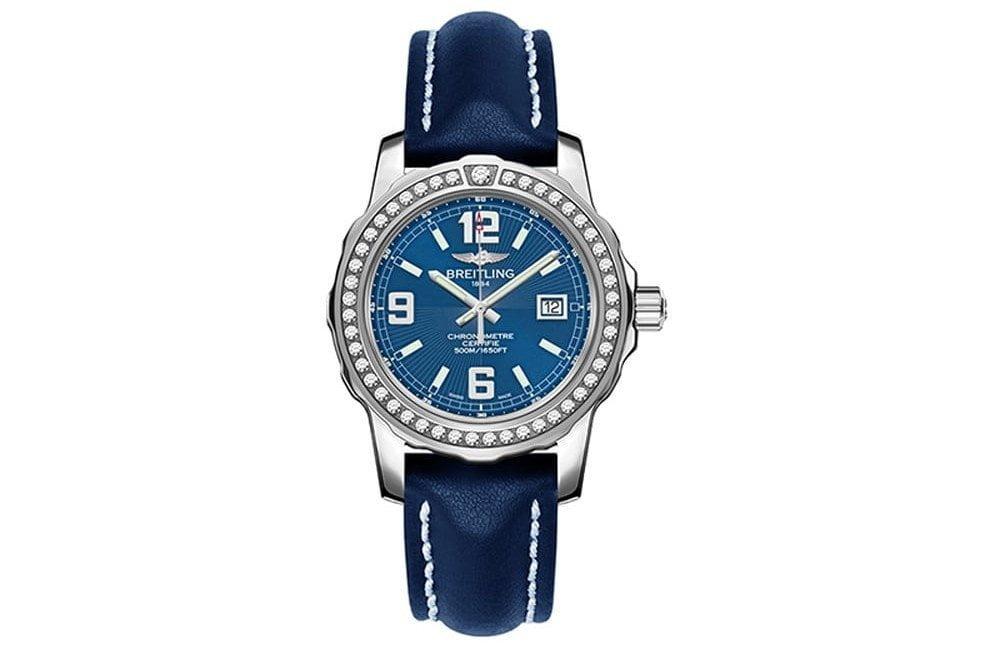 Breitling Colt Lady A7738753-C850-116X 33mm Watch