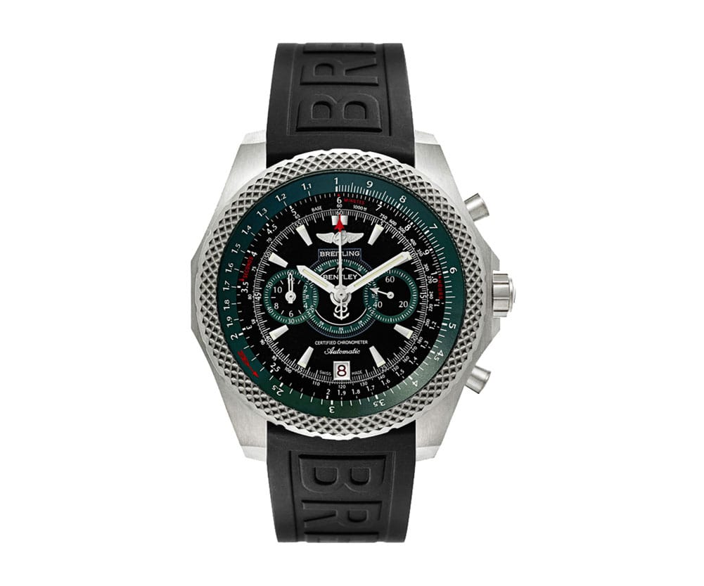 Breitling Bentley Supersports E2736536-BB37-155S Limited Edition