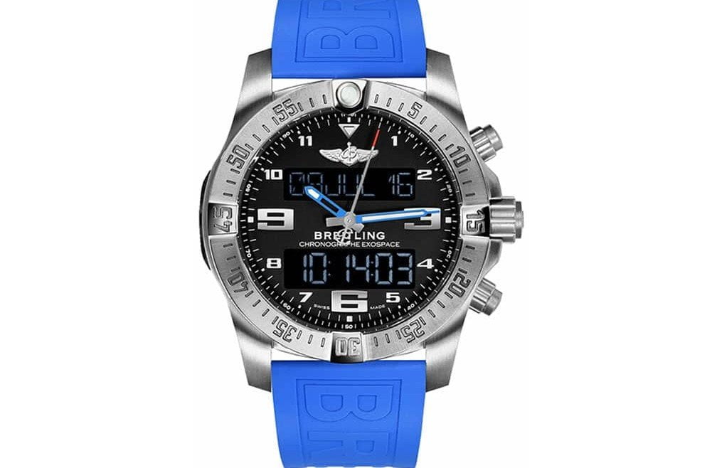 Breitling Exospace B55 eb5510h2-be79-235s Connected Professional Watch