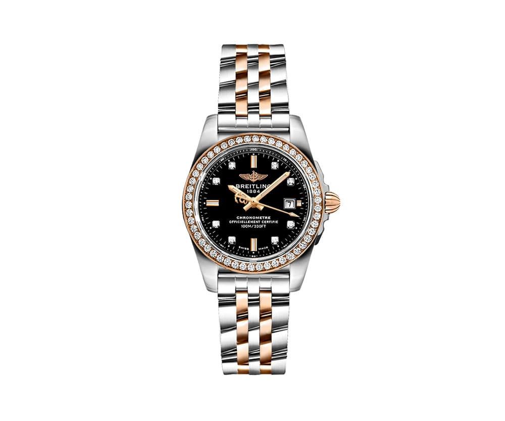 Breitling Galactic 29 SLEEKT Ladies Luxury Watch C7234853-BE86-791C
