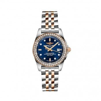 Breitling Galactic 29 SLEEKT Ladies Luxury Watch C7234853-C964-791C