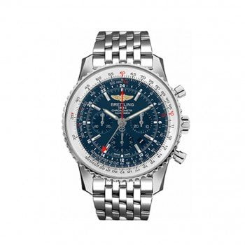 Breitling Navitimer GMT Mens Watch AB04411A-C937-453A