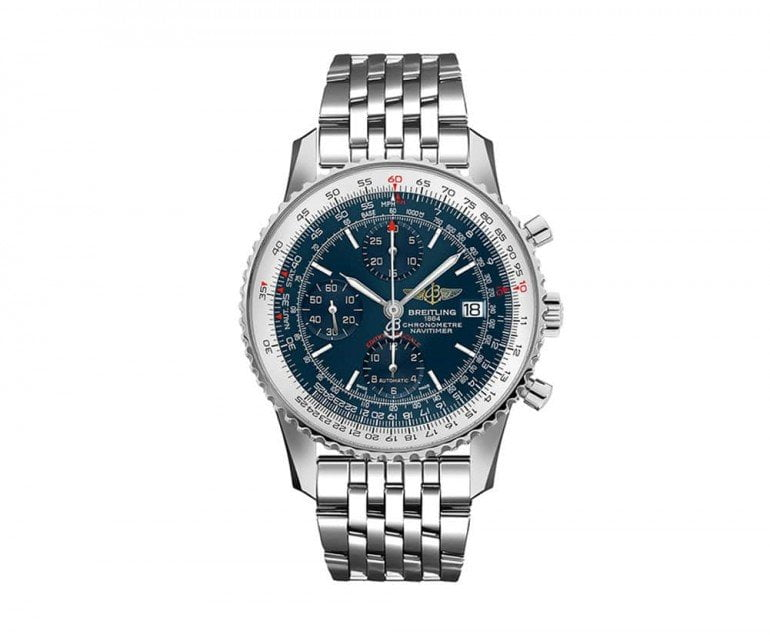 Breitling a1332412-c942-451a Navitimer Heritage Chronograph