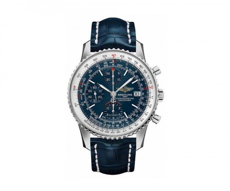 Breitling a1332412-c942-732p Navitimer Heritage Chronograph