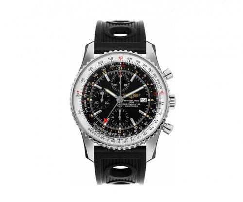 Breitling Navitimer a2432212-b726-201s 46 GMT Chronograph