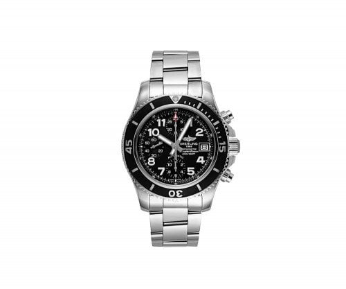 BREITLING SUPEROCEAN A13311C9-BE93-161A CHRONOGRAPH 42 MENS WATCH
