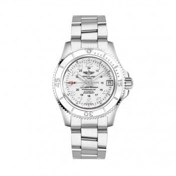 Breitling Superocean II 36 Automatic Ladies Watch A17312D2-A775-179A
