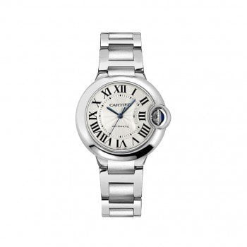 Cartier Ballon Bleu W6920071 33mm Automatic Womens Luxury Watch caliber 076 @majordor #majordor
