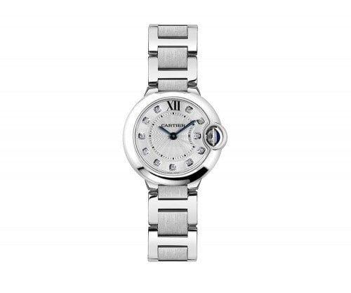 Cartier Ballon Bleu WE902073 28mm Diamonds Womens Luxury Watch caliber 057 @majordor #majordor