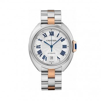 W2CL0003 CARTIER Cle de Cartier Automatic Ladies Luxury Watch