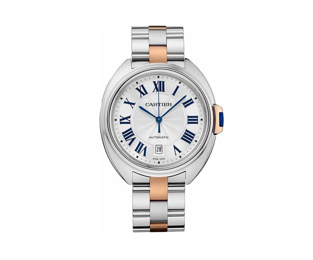 W2CL0003 CARTIER Cle de Cartier Automatic Ladies Luxury Watch