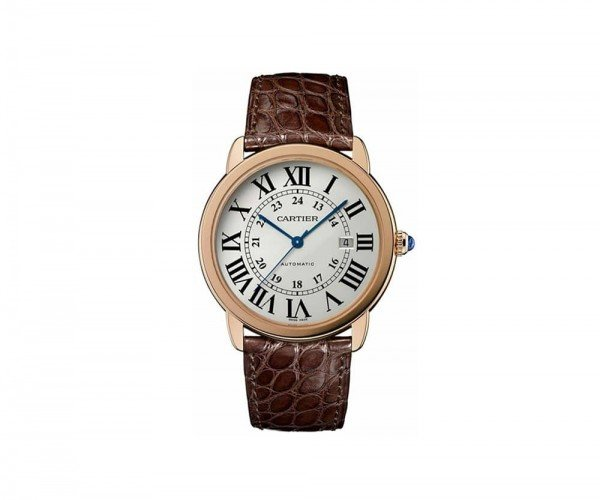 Cartier Ronde Solo Automatic 36 mm Ladies Watch W2RN0008