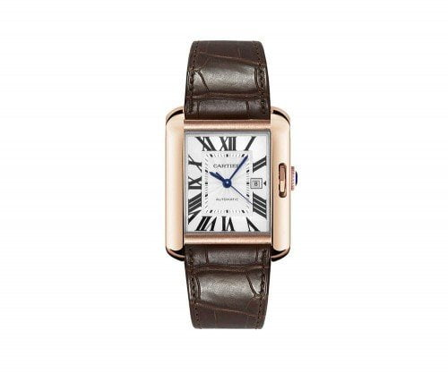 W5310004 Cartier Tank Anglaise Extra Large Rose Gold Luxury Watch caliber 1904 @majordor #majordor