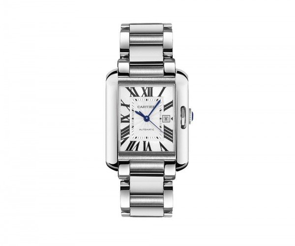 W5310009 Cartier Tank Anglaise Midsize Automatic Ladies Luxury Watch
