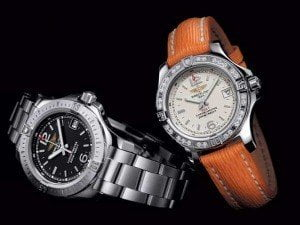 BREITLING COLT LADY COLLECTION