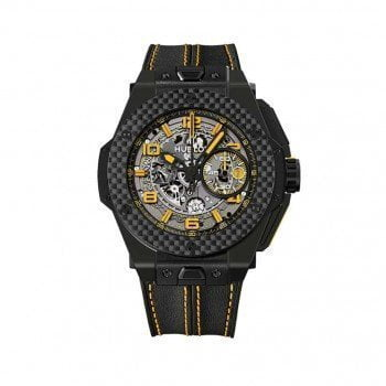 New Hublot Big Bang UNICO FERRARI Ceramic Carbon 401CQ0129VR