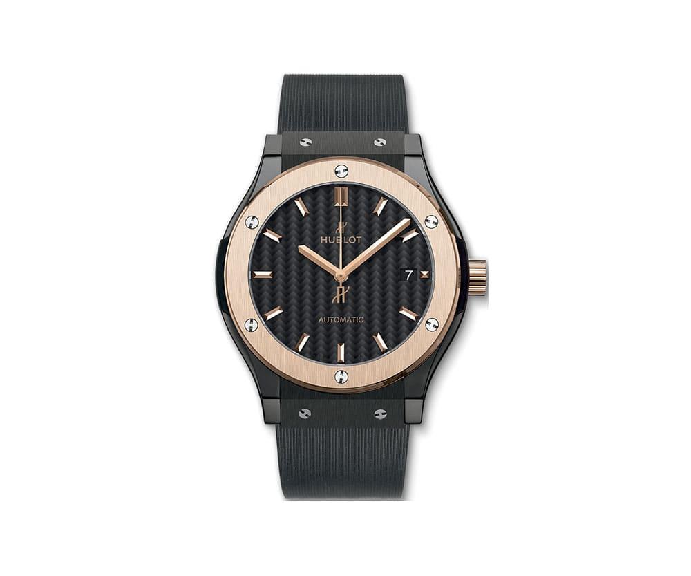 Hublot Classic Fusion Black Magic Ceramic Luxury Watch 511CO1781RX