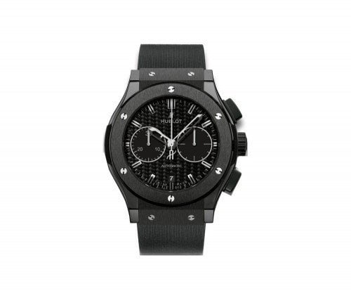 521.CM.1770.RX Hublot Classic Fusion Chronograph Black Magic Watch