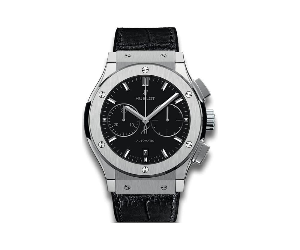 Hublot Classic Fusion Chronograph Titanium Mens Watch 521NX1171LR 551f20af5f