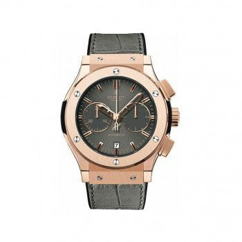 521.OX.7080.LR Hublot Classic Fusion Chronograph King Gold Racing