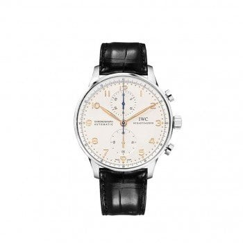 IWC PORTUGUESE Chronograh Automatic Mens Watch IW371445