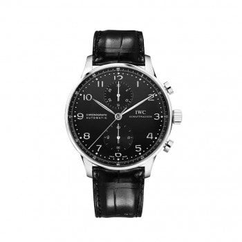 IWC PORTUGUESE Chronograph Automatic Mens Watch IW371447
