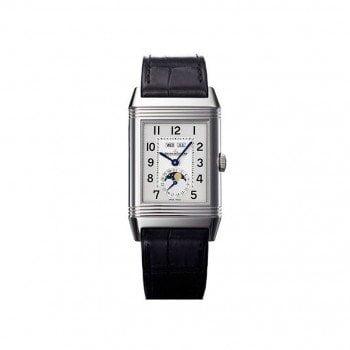 Jaeger LeCoultre Grande Reverso Calendar Mens Watch Q3758420