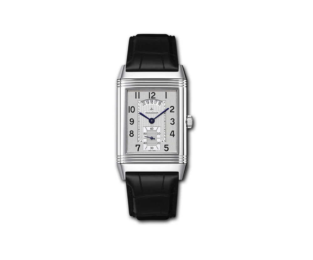 Jaeger LeCoultre Q3748421 Grande Reverso Duo Mens Luxury Watch