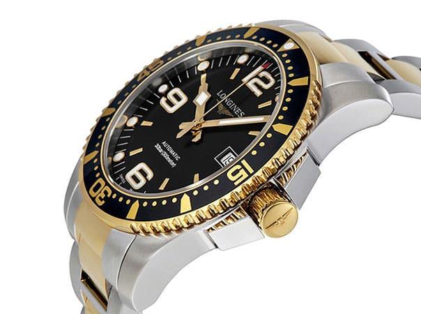 buy popular 4fe5d 08259 Longines HydroConquest Automatic 41mm Mens Watch L36423567