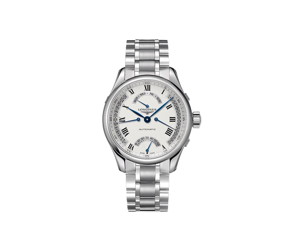 Longines Master Retrograde Saint-Imier 44mm Mens Watch L27154716