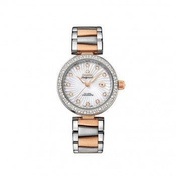 Omega 425.25.34.20.55.001 De Ville Ladymatic Ladies Luxury Watch