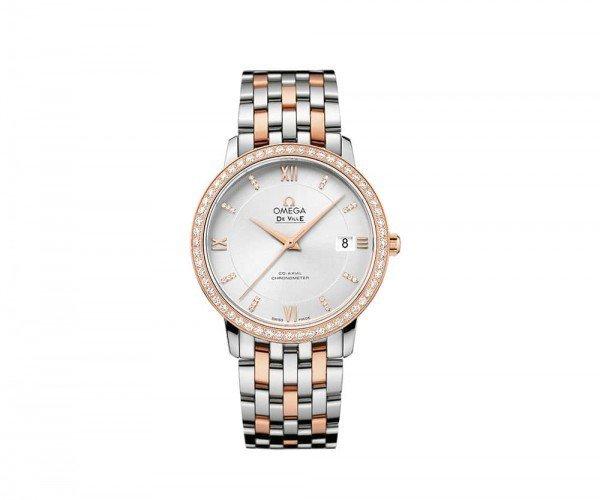 Omega 424.25.37.20.52.001 De Ville Prestige Ladies Watch @majordor #majordor