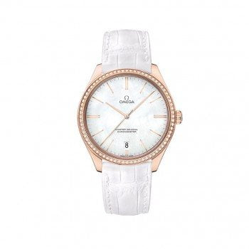 Omega 432.58.40.21.05.001 De Ville Tresor Ladies Luxury Watch for sale @majordor #majordor