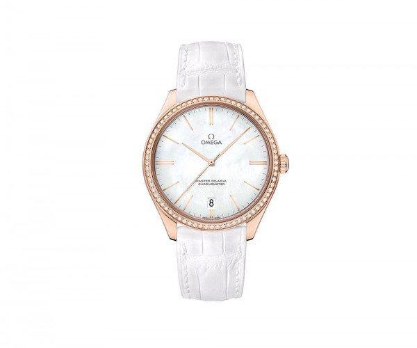 Omega 432.58.40.21.05.001 De Ville Tresor Ladies Luxury Watch for sale @majordor #majordor