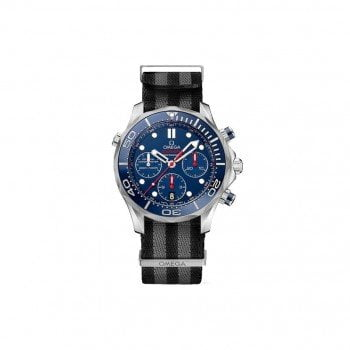 Omega Seamaster 300m Diver Co-Axial Watch 44mm 21230445003001