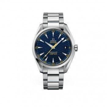 Omega Seamaster 231.10.42.21.03.004 Aqua Terra James Bond Spectre