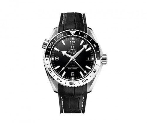 Omega Seamaster 215.33.44.22.01.001 GMT Planet Ocean