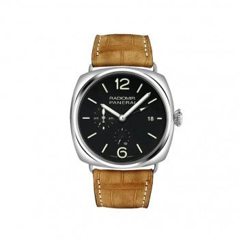 Panerai Radiomir PAM00323 10 Days GMT Acciaio Mens Watch @majordor #majordor