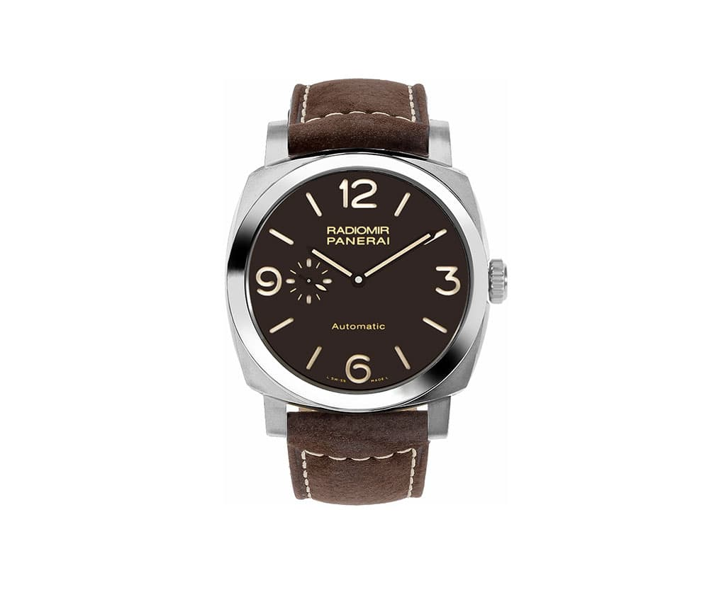 Panerai Radiomir PAM00619 1940 3 Days TITANIO Mens Watch Limited edition @majordor #majordor