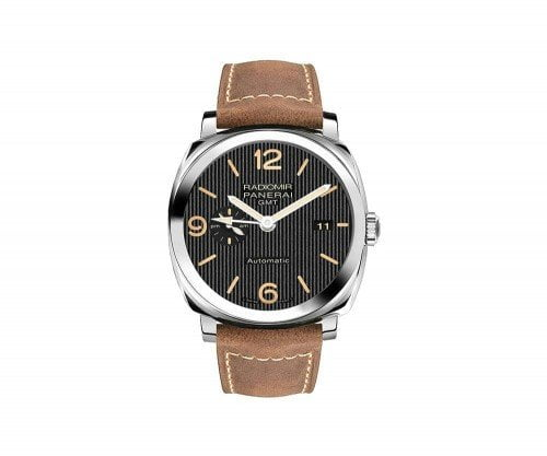 Panerai Radiomir PAM00657 1940 3 Days GMT ACCIAIO Mens Watch @majordor #majordor