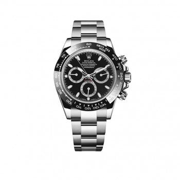 Rolex Daytona 116500ln Black Cosmograph Steel Mens Luxury Watch @majordor #majordor