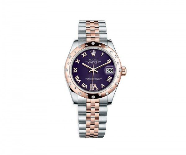 Rolex Lady Datejust 178341-purdrj 31 mm Luxury Womens Watch @majordor #majordor